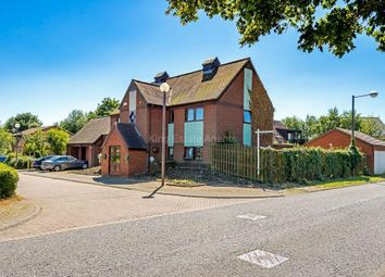 Thumbnail Detached house for sale in Silicon Court, Shenley Lodge, Milton Keynes, Buckinghamshire