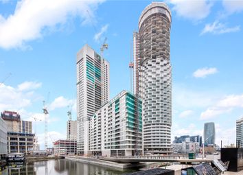 Thumbnail  Studio for sale in 10 Park Drive, Canary Wharf, London