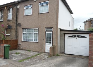 Thumbnail 3 bed semi-detached house for sale in West Street, Dartford