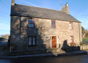 Thumbnail 3 bed flat to rent in Inverkeilor, Arbroath