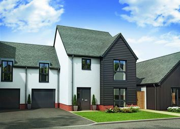 Thumbnail 4 bed semi-detached house for sale in Berry Pomeroy, Totnes