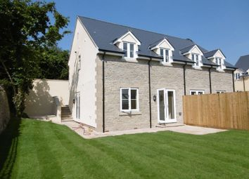 Thumbnail 2 bed semi-detached house to rent in St. Johns Mews, Cinderford