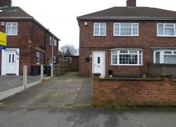Thumbnail 3 bed semi-detached house for sale in Oak Street, Kirkby-In-Ashfield, Nottingham