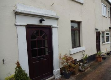 Thumbnail 1 bed terraced house to rent in Vicars Croft, Brotherton