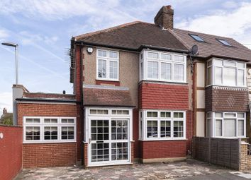 Thumbnail 3 bed semi-detached house for sale in Eastnor Road, London