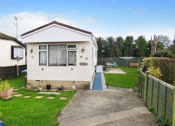 Thumbnail 2 bed mobile/park home for sale in Climping Park, Bognor Road, Climping, Littlehampton