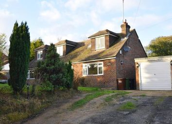 Thumbnail 4 bed bungalow for sale in Pook Reed Lane, Heathfield, East Sussex