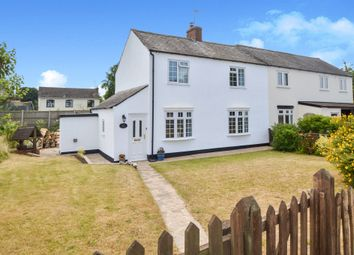 Thumbnail 2 bed cottage for sale in Station Road, North Kilworth, Lutterworth