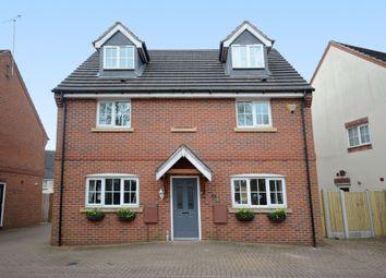 Thumbnail 4 bedroom detached house for sale in Millbrook Gardens, Blythe Bridge, Stoke-On-Trent