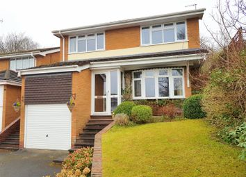 Thumbnail 4 bed detached house for sale in Elan Avenue, Stourport-On-Severn