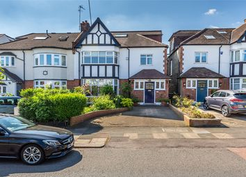 Thumbnail 5 bedroom semi-detached house for sale in Cranley Gardens, Muswell Hill, London