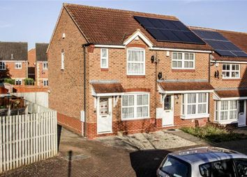 Thumbnail 2 bed end terrace house to rent in St Ives Crescent, Tattenhoe, Milton Keynes