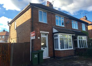 Thumbnail 3 bedroom semi-detached house for sale in Blaby Road, Enderby, Leicester