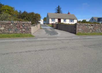 Thumbnail 4 bed detached bungalow for sale in Aultbea, Achnasheen