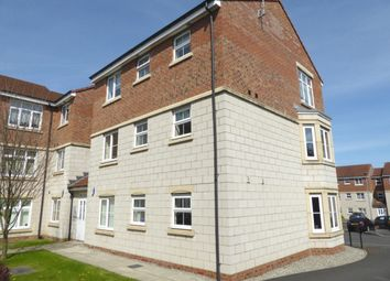 Thumbnail 2 bedroom flat for sale in Highfield Rise, Chester Le Street