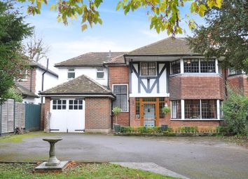 Thumbnail 4 bed semi-detached house for sale in School Lane, Fetcham, Leatherhead