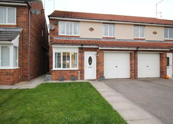 Thumbnail 3 bed semi-detached house for sale in Highclere Drive, Tunstall Grange, Sunderland