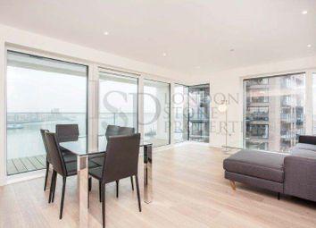 Thumbnail 3 bed flat to rent in Hampton Apartment, Royal Arsenal Riverside, London
