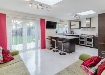 Thumbnail 4 bed semi-detached house for sale in Templedene Avenue, Staines, London