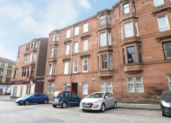 Thumbnail 1 bed flat for sale in Northpark Street, Maryhill, Glasgow