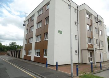Thumbnail 2 bed maisonette for sale in Hywel House, Caedraw Road, Merthyr Tydfil