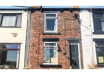 Thumbnail 2 bed terraced house for sale in Bottom Boat Road, Wakefield