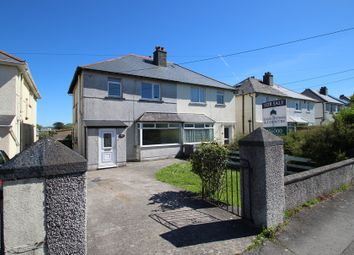 Thumbnail 3 bed semi-detached house for sale in Randwick Park Road, Plymstock, Plymouth, Devon