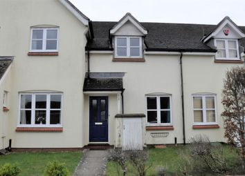 2 bed terraced house to rent in Ashclyst View, Broadclyst, Exeter EX5