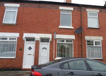 Thumbnail 2 bedroom terraced house to rent in Stanley Road, Hartshill, Stoke-On-Trent ST4, Stoke-On-Trent,