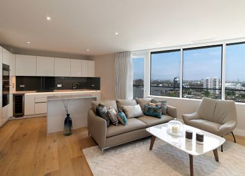 Thumbnail 2 bed flat to rent in Lombard Wharf, Lombard Road, London