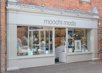 Thumbnail Retail premises for sale in Holt, Norfolk