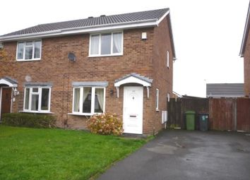 Thumbnail 2 bedroom semi-detached house to rent in Walker Crescent, St. Georges, Telford