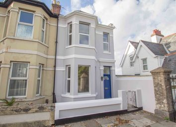 Thumbnail 3 bed end terrace house for sale in Gifford Place, Mutley, Plymouth
