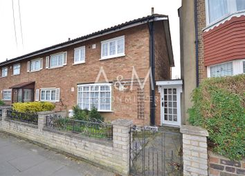 Thumbnail 3 bedroom end terrace house for sale in St. Marys Road, Ilford