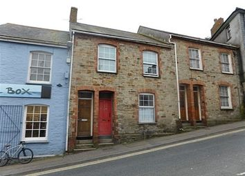 Thumbnail 1 bed flat to rent in Swanpool Street, Falmouth