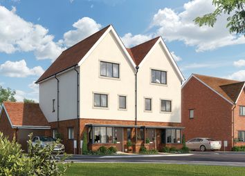 "Thumbnail 3 bed property for sale in ""The Arden"" at Biggs Lane, Arborfield, Reading"
