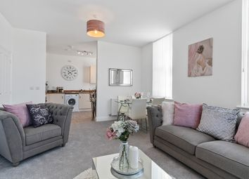 Thumbnail 2 bed flat for sale in Plot 40, 1 Libra Avenue, Sherford, Plymouth
