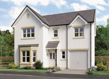 "Thumbnail 4 bed detached house for sale in ""Conrad Det"" at Kingsfield Drive, Newtongrange, Dalkeith"