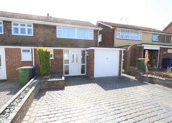 Thumbnail 3 bed semi-detached house for sale in Princess Margaret Road, East Tilbury, Tilbury