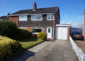 Thumbnail 3 bed semi-detached house for sale in Arklow Drive, Liverpool