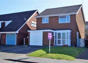 Thumbnail 3 bed detached house for sale in Vineyard Road, Newport