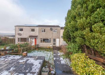 Thumbnail 3 bed terraced house for sale in Kaimes Crescent, Kirknewton