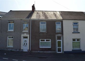 Thumbnail 3 bed terraced house for sale in Cae Bricks Road, Swansea