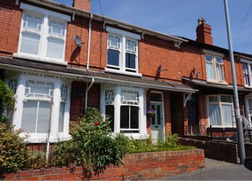 Thumbnail 3 bedroom terraced house for sale in Newhampton Road West, Wolverhampton