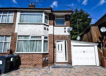 Thumbnail 3 bed semi-detached house to rent in Sunbury Road, Northfield, Birmingham
