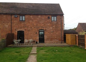 Thumbnail 3 bed end terrace house for sale in Menith Wood, Worcester, Worcestershire