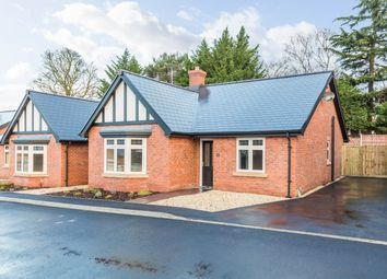 Thumbnail 2 bedroom detached bungalow for sale in Four Barrowby Court, Highland Grove, Worksop, Nottinghamshire