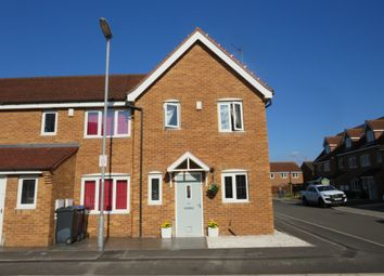 Thumbnail 2 bed town house for sale in Kingfisher Drive, Wombwell, Barnsley