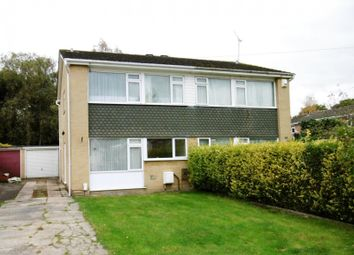Thumbnail 3 bedroom semi-detached house to rent in Petersham Road, Creekmoor, Poole