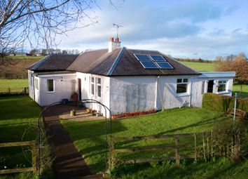 Thumbnail 3 bed detached bungalow for sale in Top Cottage, Thornyflat Farm, By Ayr